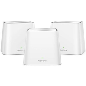 Best Rated WiFi Routers - Meshforce M3S Whole Home Mesh WiFi System