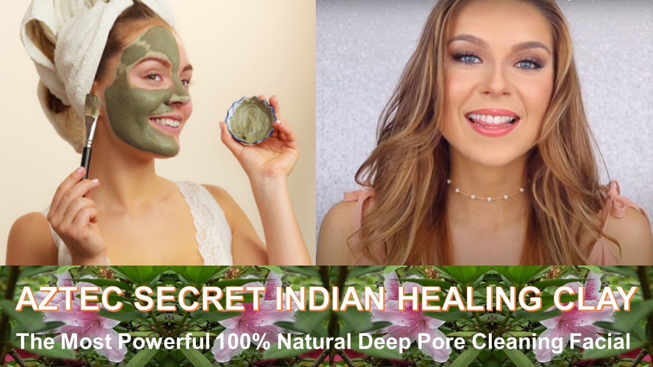Aztec Secret Indian Healing Clay The Miracle Working Facial