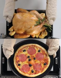 Pros Cons Shopping Breville Smart Air Fryer Turkey And Pizza