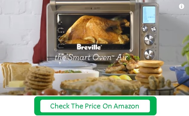 Shop Breville BOV900BSS Convection Air Fry Smart Oven Check The Price