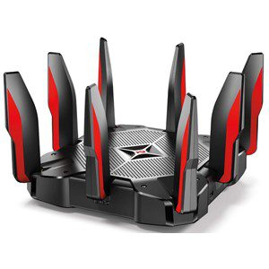 Best Rated WiFi Routers - TP-Link AC5400 Tri-Band Gaming Router