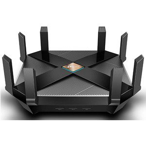 Best Rated WiFi Routers - TP-Link AX6000 WiFi 6 Router