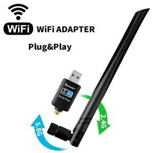 Techkey AC600Mbps USB Adapter