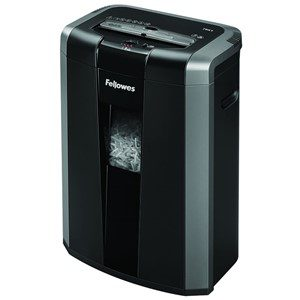Top Rated Paper Shredders Home - Fellowes 76Ct Cross-Cut Shredder