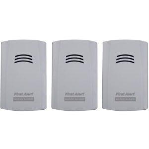 Best Water Leak Sensors - First Alert WA100-3 Water Alarm Detector