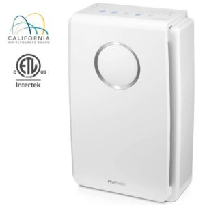 Pro Breeze Air Purifier White