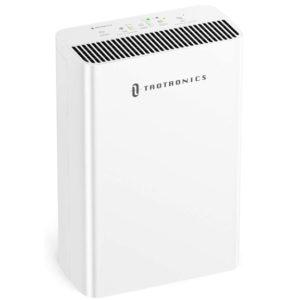 TaoTronics Air Purifier White