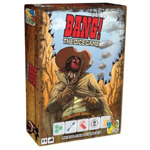 Bang! The Dice Game Dice Game