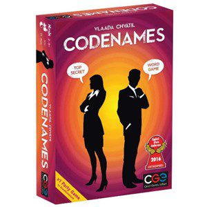 Codenames Card Games
