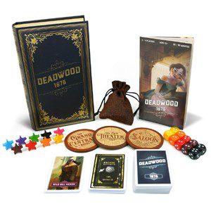 Deadwood 1876 Card Game