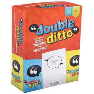 Double Ditto Card Game
