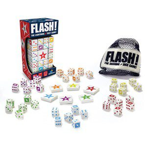 FLASH! Dice Game