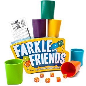 Farkel With Friends Dice Game
