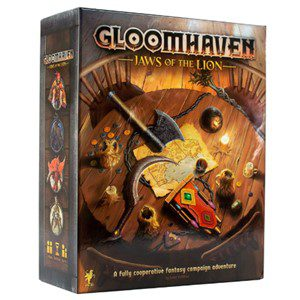 Gloomhaven The Jaws of the Lion Board Game