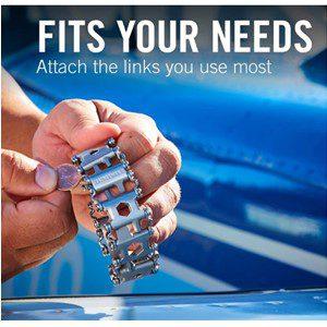 Leatherman Tread Tool Bracelet - Fits Your Needs
