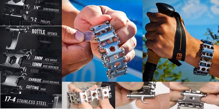 Leatherman Tools Tread Bracelet