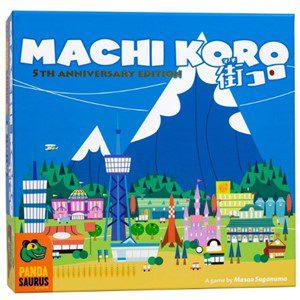 Machi Koro Dice Game