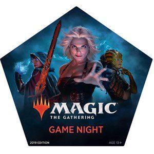 Magic Game Night Card Game