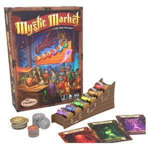 Mystic Market Card Game
