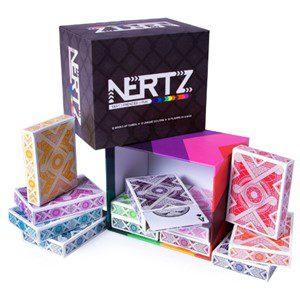 NERTZ Card Game