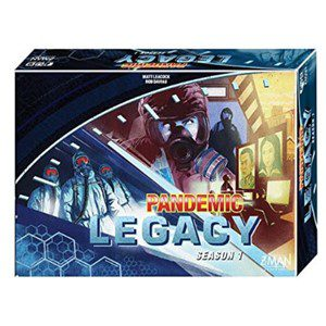 Pandemic Legacy Season 1 Board Game