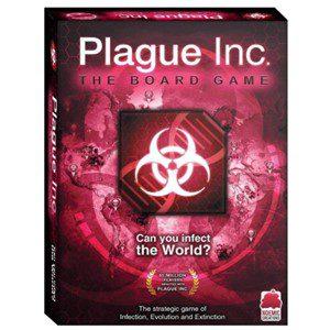 Plague Inc. Board Game