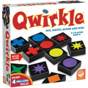Qwirkle Tile Game
