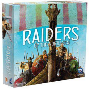 Raiders of the North Sea Board Game