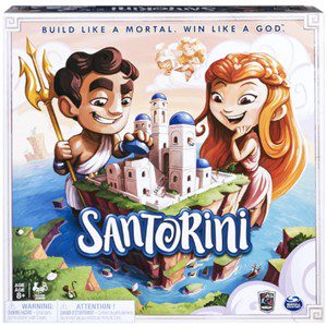 Santorini Tile Game