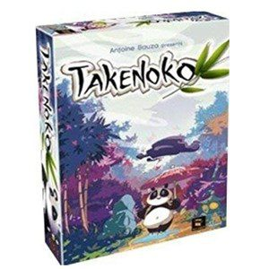 Takenoko Tile Game