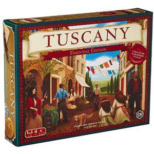 Tuscany Board Game