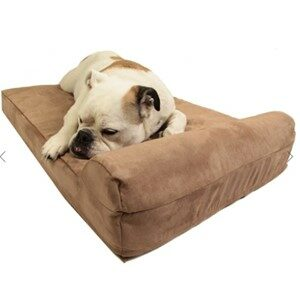 Big Barker Junior Dog Bed Small Dogs Khaki
