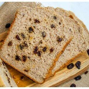 Gluten-Free Cinnamon Raisin Bread