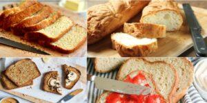 Gluten-Free Different Bread Recipes