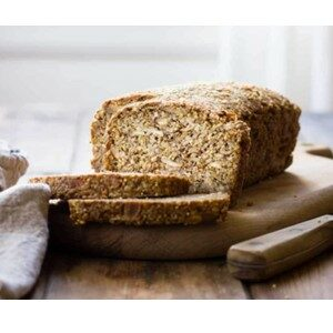 Gluten-Free Multi-Grain Nut and Seed Bread