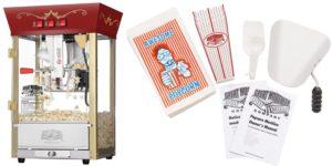 Great Northern Popcorn Machine and Supplies