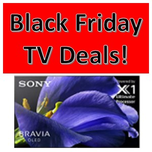 Black Friday TV Specials