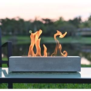 Colsen Indoor/Outdoor Tabletop Fireplace