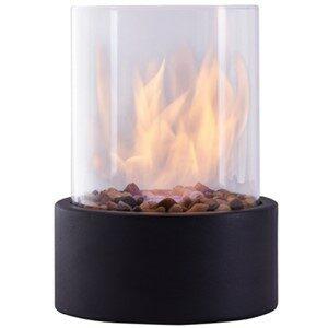 Dana B Indoor-Outdoor Fireplace
