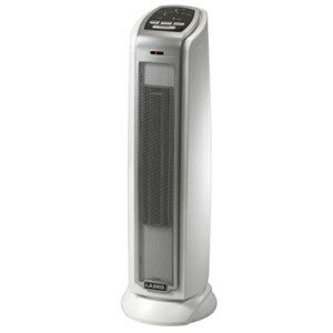 Lasko 5775 Space Heater Silver