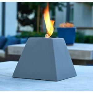 One Stop Outdoor Pyramid Fireplace