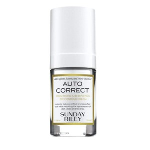 Sunday Riley Auto Correct Eye Contour Cream