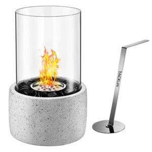 TACKLIFE Tabletop Fireplace