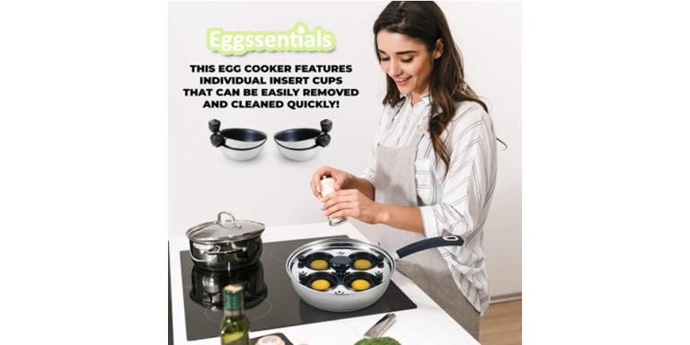 Eggssentials Egg Poacher