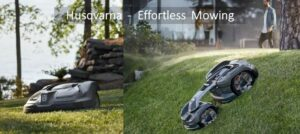 Pros Cons Shopping Husqvarna - Effortless Mowing