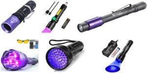 Black Light Flashlights Header