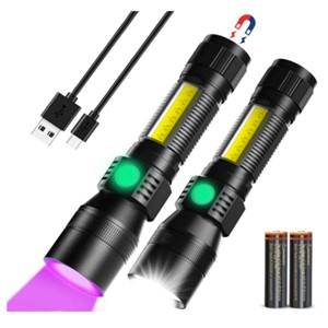 Hoxida 019 Black Light Flashlight