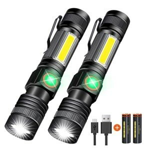 Hoxida Black Light Flashlight