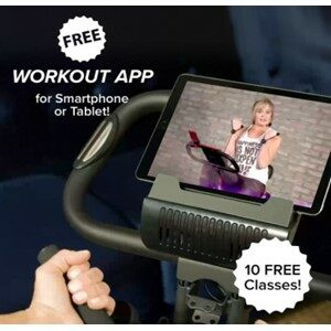 Slim Cycle Exercise Bike Workout App