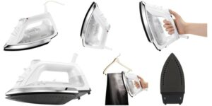 Sunbeam Classic Mid-Size Steam Iron Pictures Header
